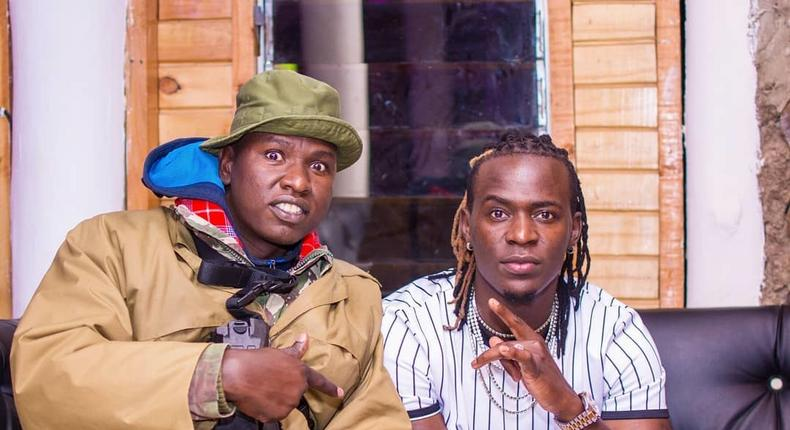 Willy Paul. Willy Paul under fire after flaunting bundles of cash on Instagram.