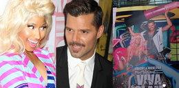 Neonowa Nicki i Ricky z wąsikiem