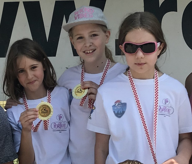 Medalje osvojene u Zagrebu