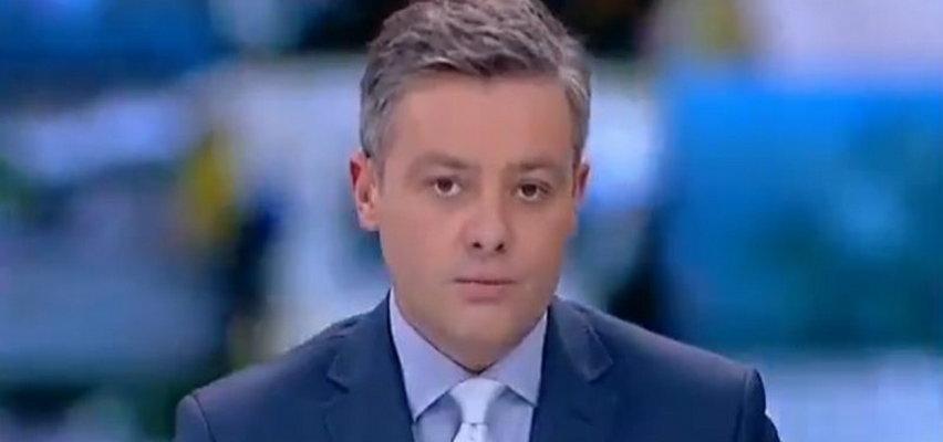 Mała krytyczna opinia prezentera TVP o antyaborcyjnej decyzji sądu i... już go nie ma! Jego żony też...