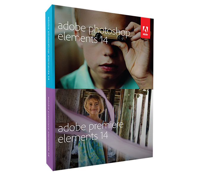 Adobe Photoshop Elements 14 & Premiere Elements 14