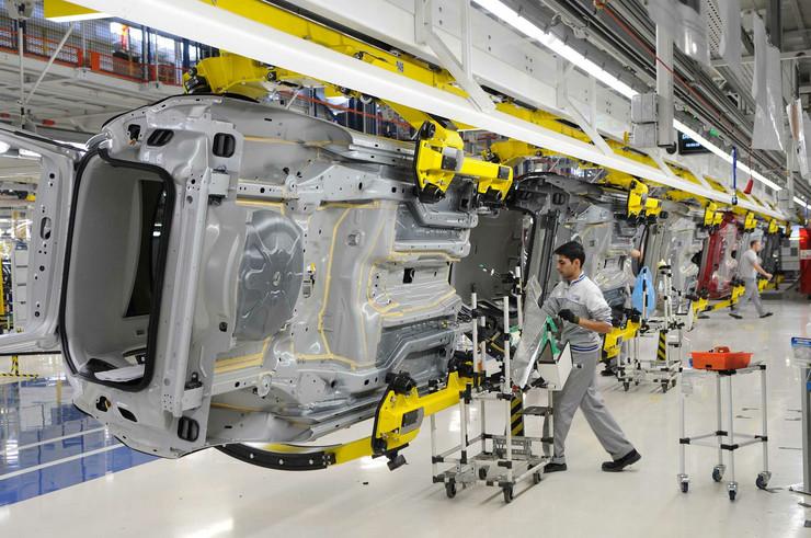 Kragujevac Fiat proizvodnja modela 500L