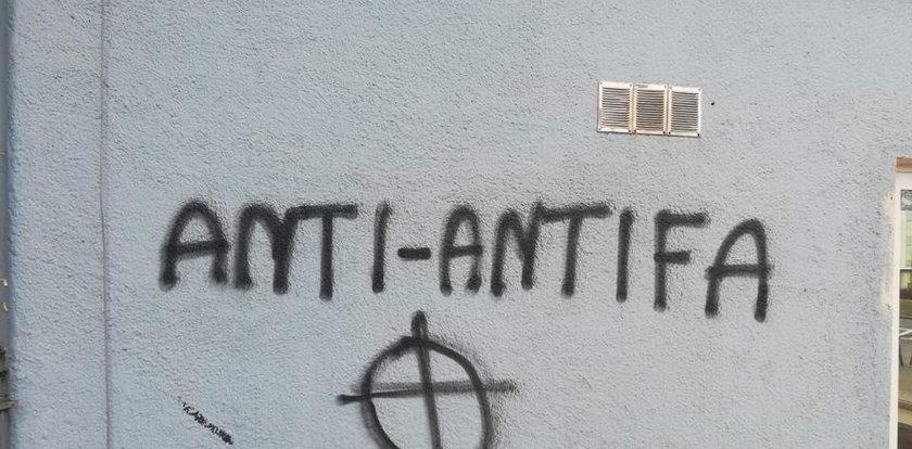 Zaatakowali wegańskie restauracje w Gdańsku. Faszyści w rękach policji!