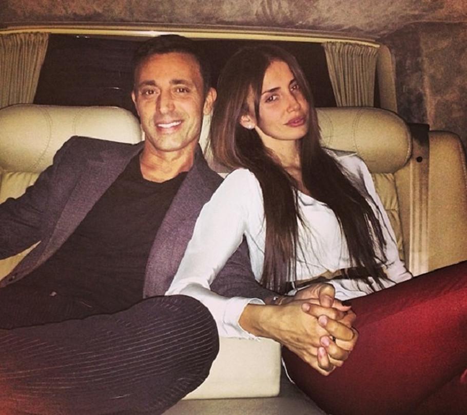 Mustafa Sandal i Emina Jahović