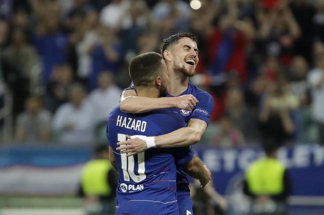 Fudbaleri Čelsija slave četvrti pogodak