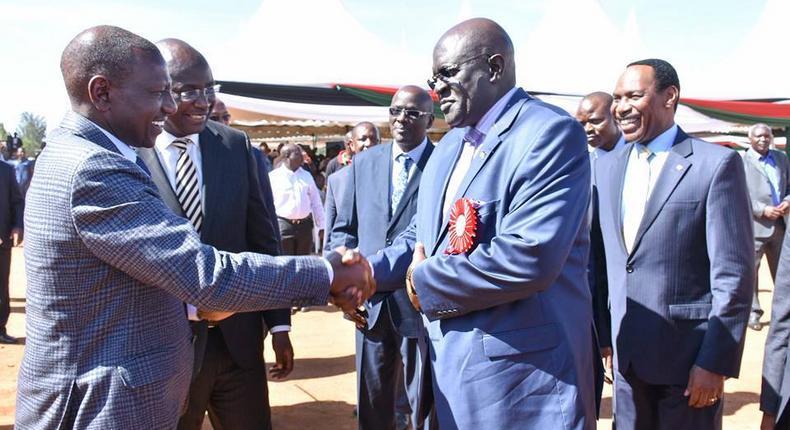 DP William Ruto hits new CS Magoha with 30-day deadline