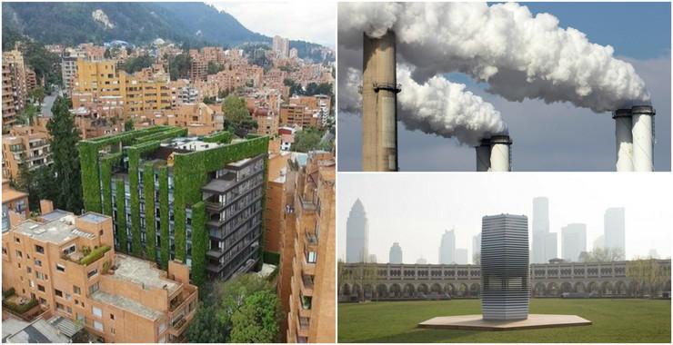 Zagađen vazduh - rešenja