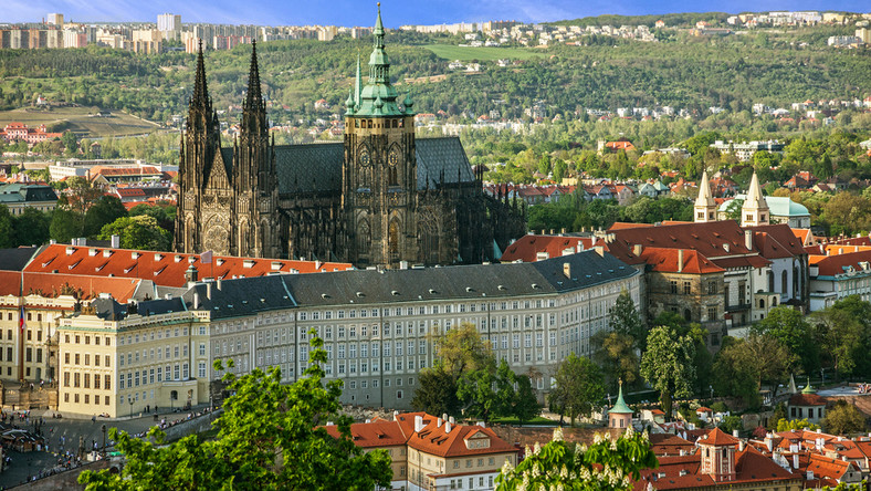 Praga, Hrad, Hradczany