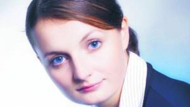 Agata Oktawiec, starszy menedżer w PwC