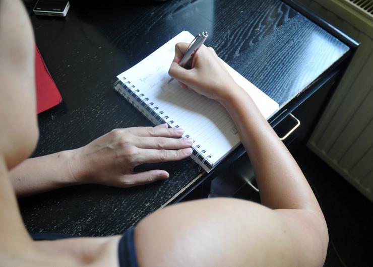 pisanje pisma