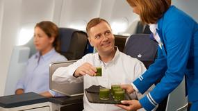 Przez żołądek do serca Nowy pomysł KLM na serwis pokładowy w klasie biznes
