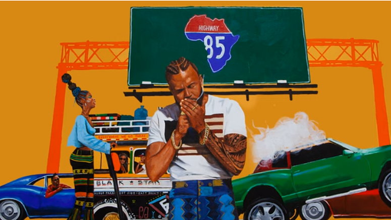 Jidenna features Seun Kuti and Mr Eazi on new album, '85 to Africa.' (Epic Records)