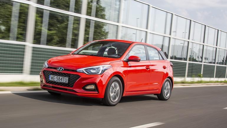 Hyundai i20 1.2 MPI - przyjazny i dobry