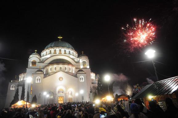 Simboličke radnje: Sa dočeka Srpske nove godine
