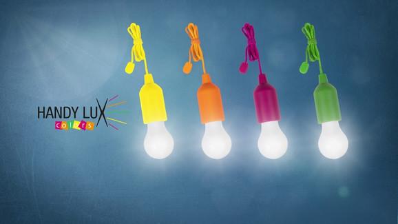 Handy bežične lampe