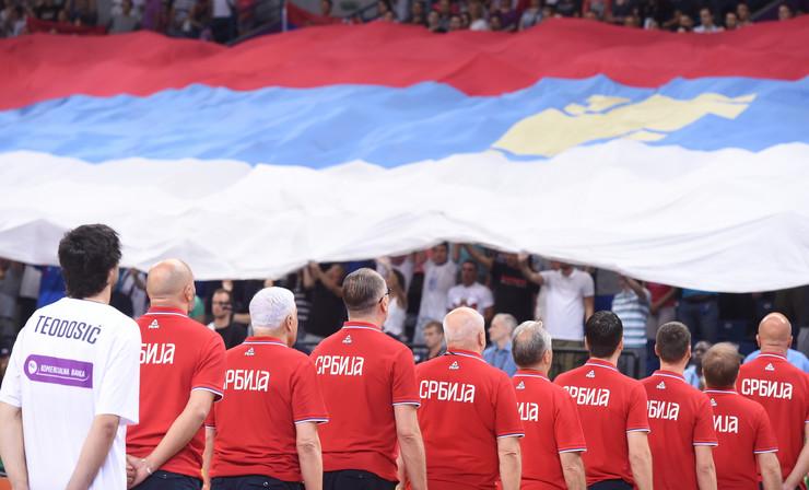 Košarkaška reprezentacija Srbije, Košarkaška reprezentacija Češke