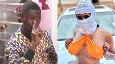 'Satan is using Yaa Jackson' - Nyame Jackson preaches against sister's lifestyle (WATCH)