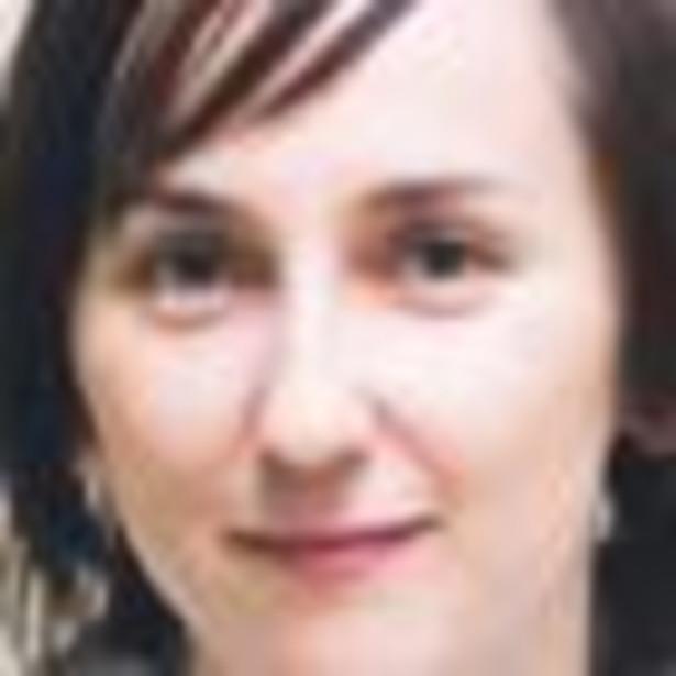 Anna Jagiełło, konsultant w Ernst & Young Fot. Jacek Taran