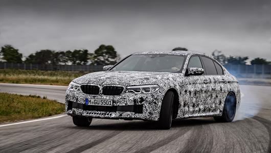 Nowe BMW M5 pojawi się jeszcze w tym roku.
