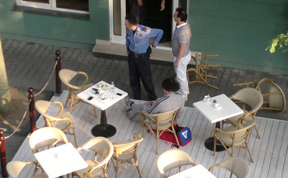 Nebojša Tubić Žabac upucan u kafiću