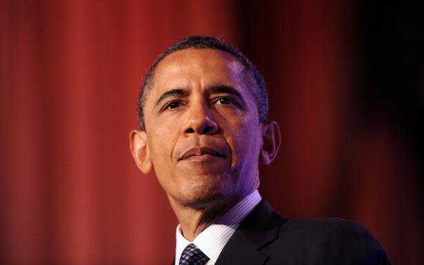 Prezydent Stanów ZjednoczonychBarack Obama.