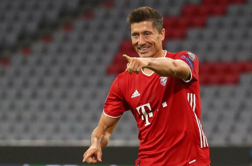 Już nikt i nic nie powinno odebrać Robertowi Lewandowskiemu (32 l.) tytułu najlepszego strzelca Ligi Mistrzów w tym sezonie.