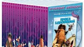 """Kolekcja """"Kultowe animacje"""": 20 filmów na DVD"""