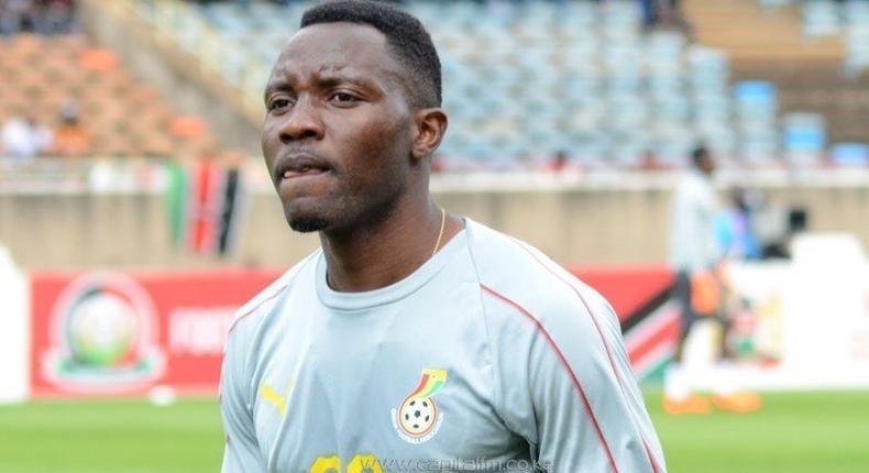 Kwadwo Asamoah Black Stars