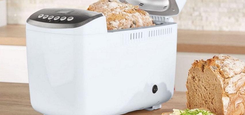 Chleb drożeje, a może upiec go samemu? Czyli testujemy automat do pieczenia chleba od Lidla!