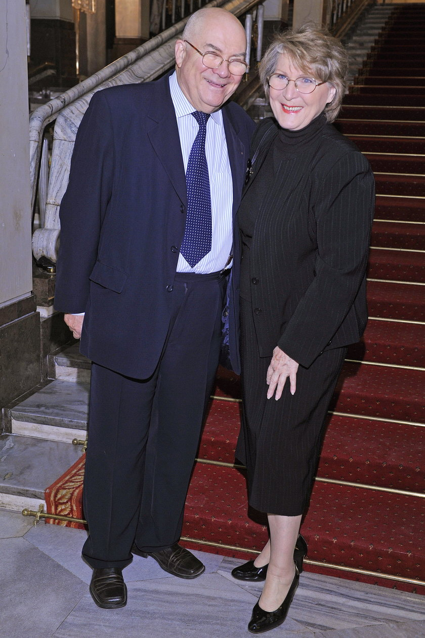 Irena Santor i Zbigniew Korpolewski