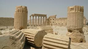 Dżihadyści zburzyli bezcenną starożytną świątynię w Palmyrze
