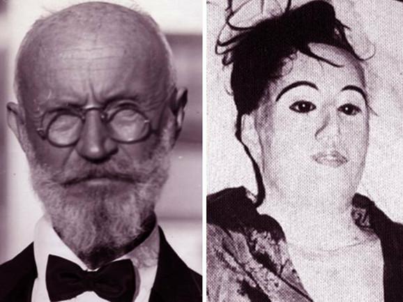 Karl Tanzler i telo Marije Elene de Ojas
