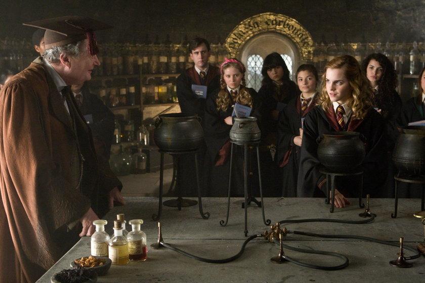 Gwiazda serii o Harry'm Potterze została zgwałcona