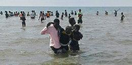 Tragedia drużyny piłkarskiej i kibiców. Ich łódź zatonęła