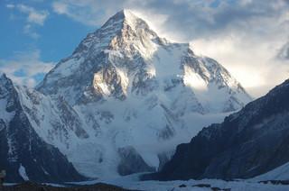 Wyprawa na K2: Denis Urubko i Marcin Kaczkan w drodze do pierwszego obozu