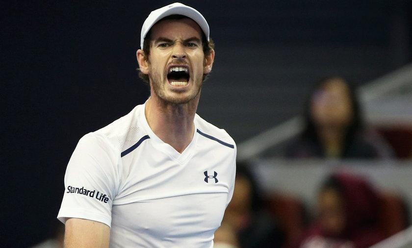 Andy Murray prześladowany przez pokojówkę. Kobieta weszła do hotelowego pokoju tenisisty