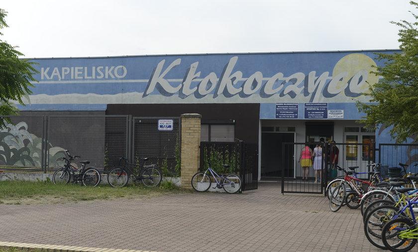 Kąpielisko Klokoczyce
