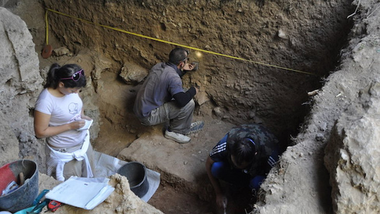 neandertalac 01 foto Promo Filozofski fakultet u Beogradu
