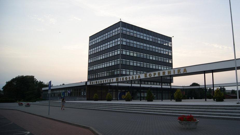 UMK Toruń - fot. Mikołaj Podolski