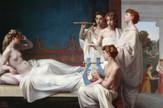Nikola-Adolf Veber, Buđenje Psihe, 1867,