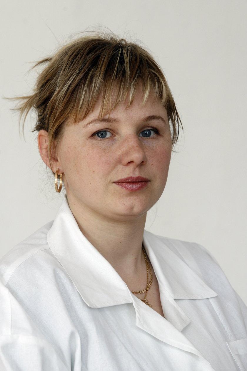 Magdalena  Mieszkowska, sanepid