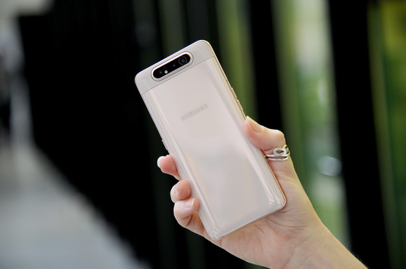 Samsung Galaxy A80 ima glavno sočivo od 48 MP