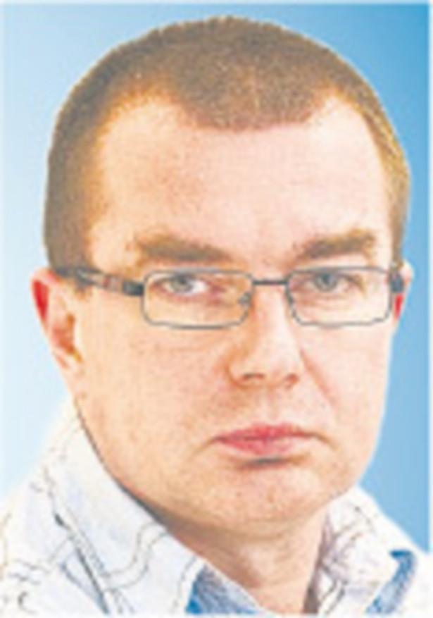 Mariusz Staniszewski, zastępca kierownika działu kraj
