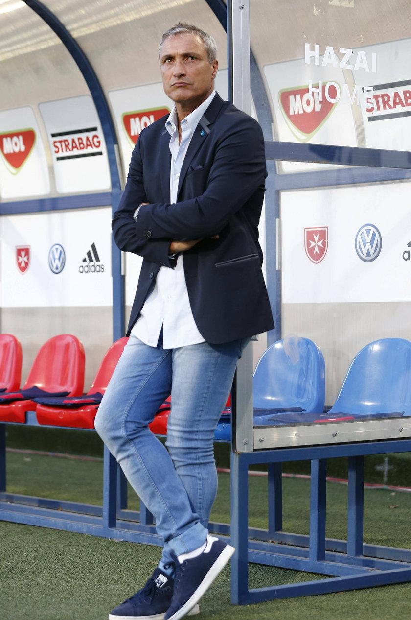 Rywale Lecha zwolnili trenera przed meczem