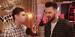 """Grzegorz Hyży o """"The Voice"""": """"Zastanawiałem się, czy wziąć udział w tej przygodzie"""""""