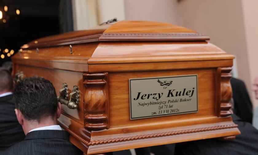 Pogrzeb Jerzego Kuleja