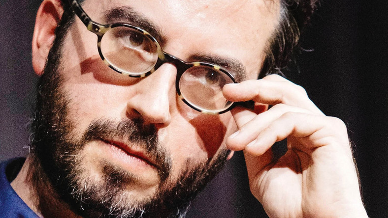 Jonathan Safran Foer fot. Rosdiana Ciaravolo/Getty Images