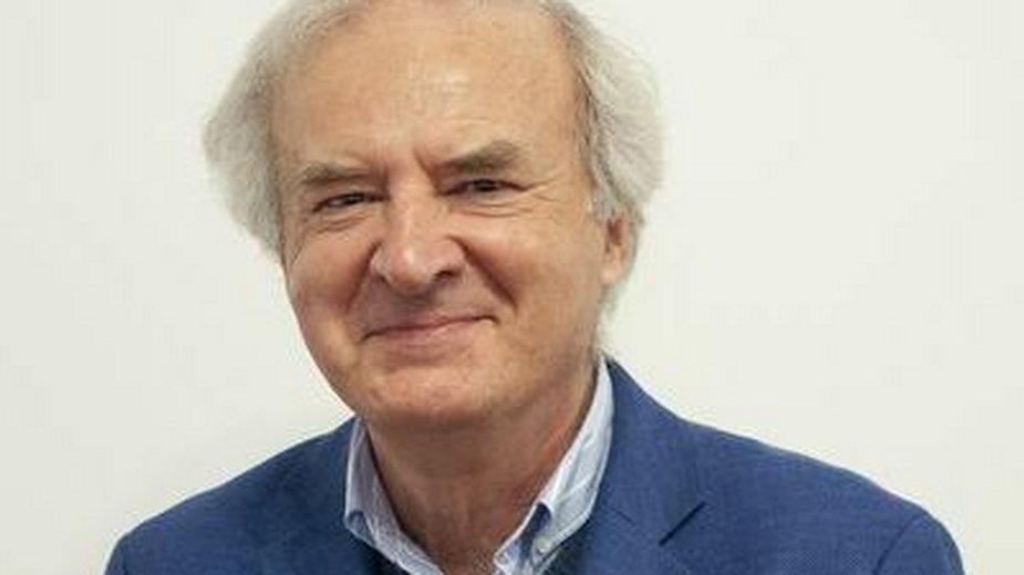 Profesor Andrzej Cechnicki (archiwum prywatne)