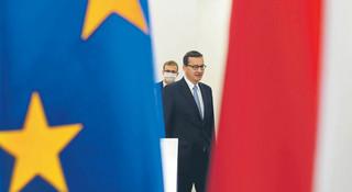 Ziobryści polonizują rozmowy z UE