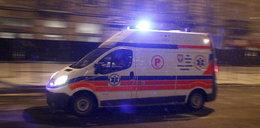 Taksówkarz potrącił na pasach kobietę z dziećmi. Tak się tłumaczył